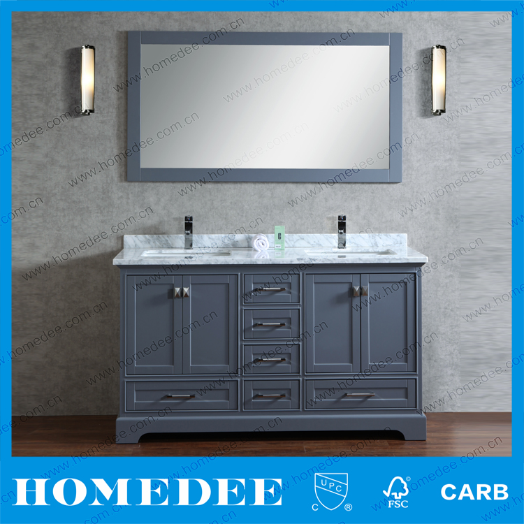 marble countertop traditional bathroom vanity unit
