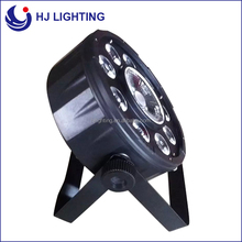 high quality battery 80W powered led par can uplight