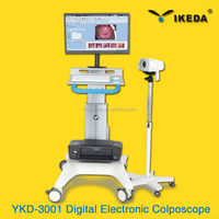 YIKEDA YKD-3001 video colposcope equipment for hospital