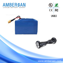 Hoverboard Samsung 18650 Li-ion Battery Pack for scooter