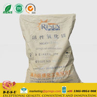 magnesium oxide powder,free sample, for Synthetic Rubber Compounding
