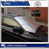hot sale polyester car windshield car snow covers