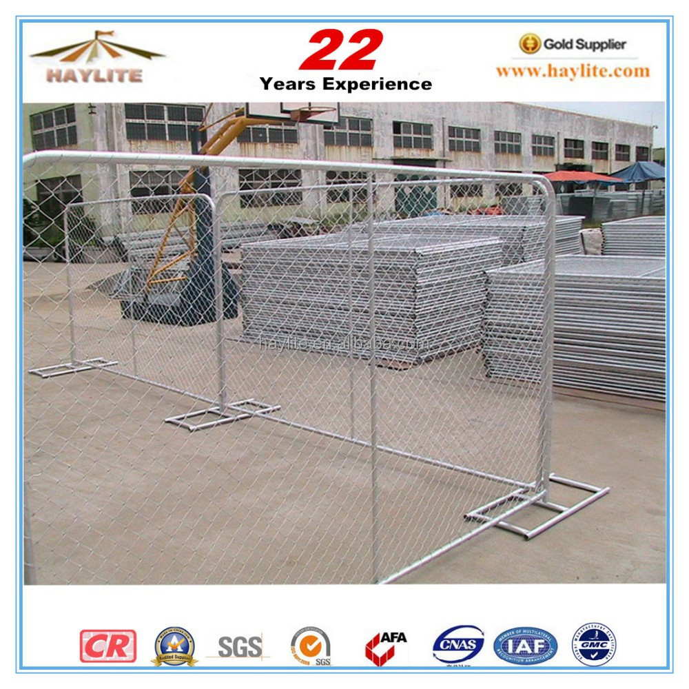 Wholesale metal temporary fence panels online buy best metal 2015 newest strongtemporarystrong baanklon Image collections