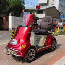 Electric mobility/motor 4 wheel tricycle For Adults