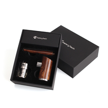 e-cigarette made in china wholesale Kamry Tercel 5-70watt TC vape box mod full kit removable 18650 battery China supplier