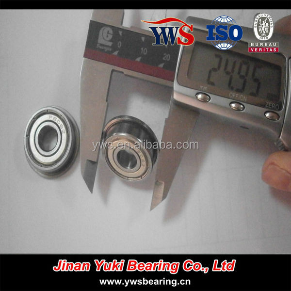 YWS/OEM high quality open/rs deep groove ball bearing 608z