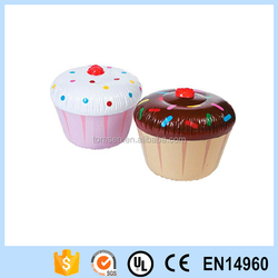 Inflatable Cupcake for Advertising/Delicious Cupcake Inflatable Toy