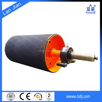 alibaba member China supplier retractable large metal conveyor drive idler pulley