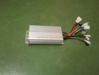 electric scooter electric bike 6 mosfet brushless motor controller with 24V250W