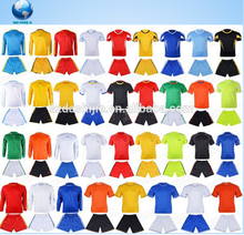 Big World Soccer Uniform/Custom Made Soccer Team Wear/ Soccer Team Jerseys