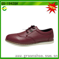 New italy design men leather shoes dress shoes