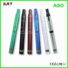 Dry herb wax oil vaporizer best quality AGO G5 e cigs original and patented AGO