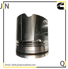 Factory Price High Quality ISBe engine parts cast aluminum piston 4897512