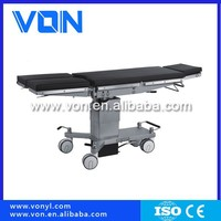 surgical instrument CE Approved Manual Hydraulic Operating Table