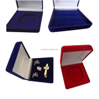 Wholesale Custom Box Manufacturer Package Box Jewelry Coin Box