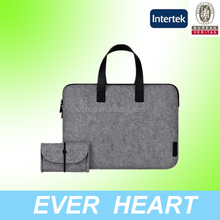 Smart laptop Felt Sleeve Case Cover Bag for Computer