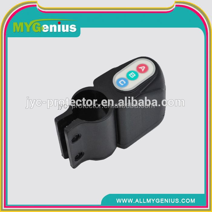 alarm disk lock ,H0T013 siren alarm padlock , full covered wireless driveway alarm