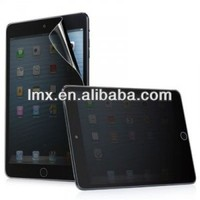 Anti spy screen protector for iPad mini oem/odm(Privacy)