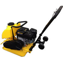 Flat Small Plate compactor with spare parts