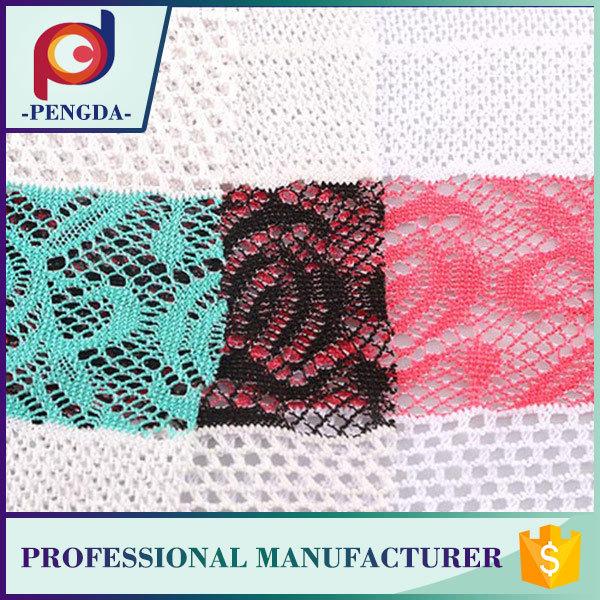Сделано в Китае Высочайшее качество цветок вязаное Свадебное кружево конструкции