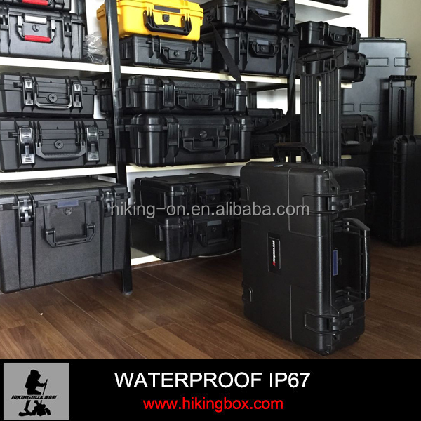 Hard Plastic Cases IP67 for Army Using