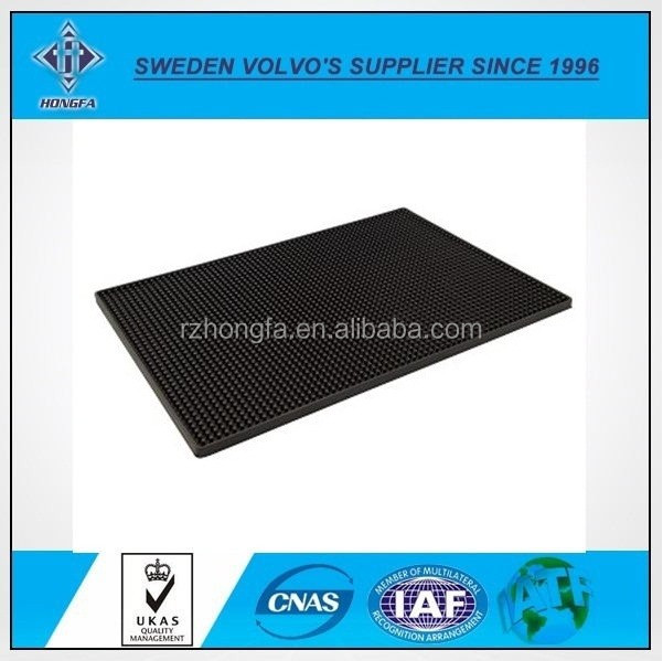Certificated Black Thick Best Price Hot Sale Rubber Mate