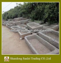 outdoor water trough