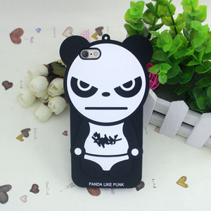 Custom made fashion design drop resistance silicone phone case