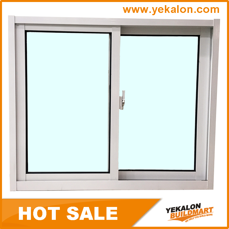 Yekalon 2017 New Design Kitchen Sliding Window Aluminium Kenya Aluminum Sliding Window From China Manufacturer