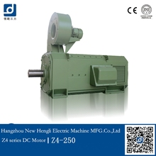 200kw 440v Z4-250-31 dc brush electric motor