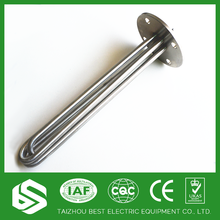 Factory supply 6kw stainless steel flange immersion heater