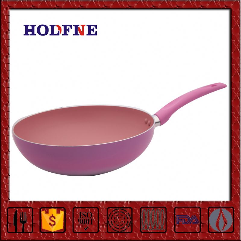 Different Size Non-stick Multifunction Cookware Set Milk Pan Newly Launched Press Aluminum Cookware With Thick Rim