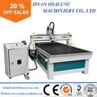China Jinan carved wood door cnc router , 3D cnc router woodworking machine center