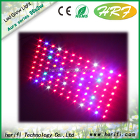 Hydroponic Farming Systems Led Lights Plant Grow 96x3w 60/90/120 Degree Lenses Led Hi Power Lamp