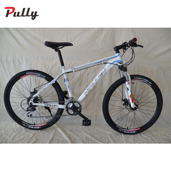 24 Speed Aluminum Mountain Bike for Sale Made in China