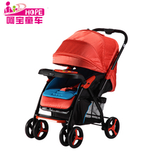 China baby stroller manufacturer hot sale collapsible smart baby pram stroller with music player