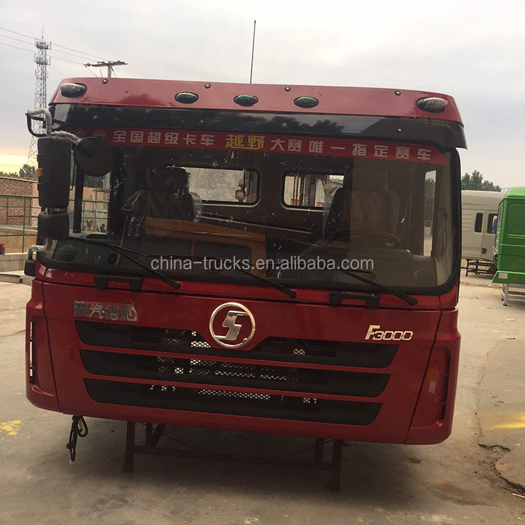 Shacman truck F3000 cab for mixer truck
