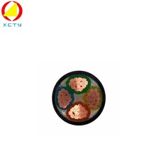 xlpe 24kv 35mm power cable copper conductor wire cable