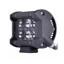 Mini bar 4 inch 1800lm 18w led work light HD 4D led light bar for 4x4 offroad,truck,atv,utv,tractor