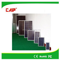 OEM manufacture Photovoltaic solar cells solar panel 80W 100W 150W 130W 180W 200W