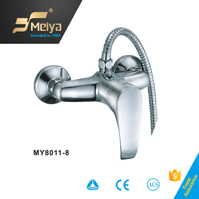Wall Mounted Bathroom China Sanitary Ware Rain Shower Faucet From Factory