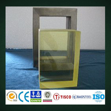 2mm pb x-ray protective lead glass