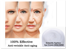 Private Label Wrinkle Filler Cream for Instantly Ageless Eye Cream Manufacturer