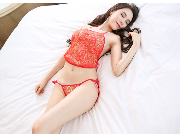 Hot wholesale China peacock embroidered lace belly pocket suit lingerie <strong>sexy</strong> hot transparent <strong>sexy</strong> product sexi girl