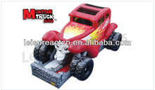 inflatable fire truck for kids play in best price 2013