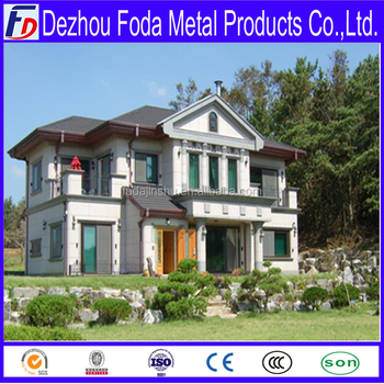 Metal roofing material color stone coated steel roof tiles