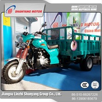 Top products hot selling new 200cc double rear wheel gasoline 3 wheeler cargo for adults