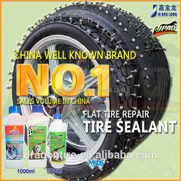 Quality tire repair kit tire sealant