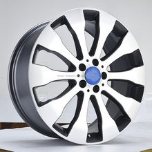 factory price 16-20 inch 5 hole replica wheel rim with pcd 112 for sale