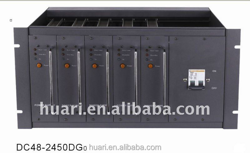 two way Radio base station rack power supply(DC/DC) DC48-2450DG0
